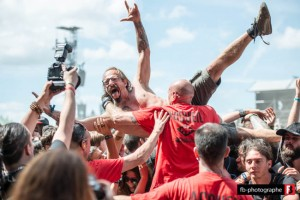 Challenger Hellfest @ Clisson - 21 juin 2015