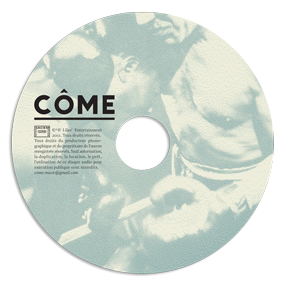 CD du nouvel EP de Côme