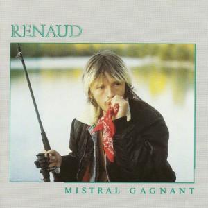 pochette de l'album Mistral gagnant