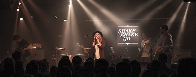 Shake Shake Go @ Brest (La Carène) - 14 avril 2016