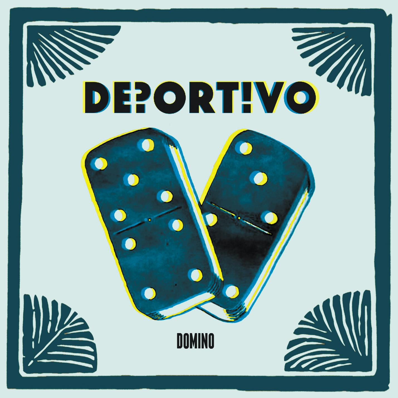 pochette Deportivo - Domino