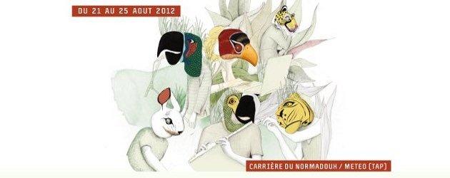 Affiche du Workshop InFine 2012